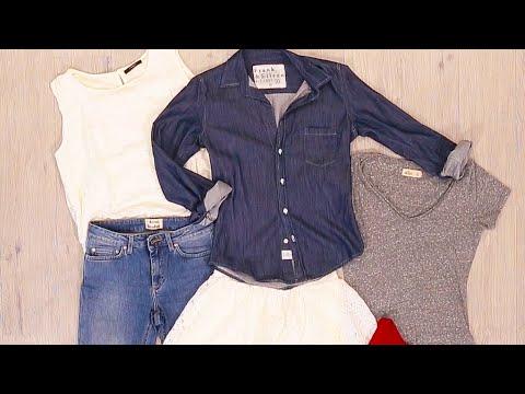 【ファッション】たったの5アイテムでつくる!10daysコーディネート|10 days' coordinate with only 5 items!