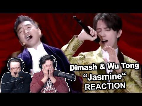"""Dimash & Wu Tong - Jasmine"" Reaction"