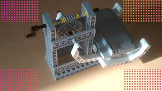 Worm Gear||  Lifting Mechanism||Working Of Worm Gear