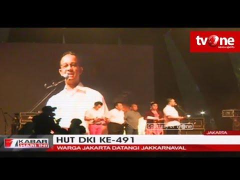 HUT DKI Ke-491, Pemprov DKI Gelar Pesta Rakyat 'Jakarnaval' Mp3