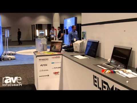 InfoComm 2014: Element One Details the TECNIS Full HD Screen