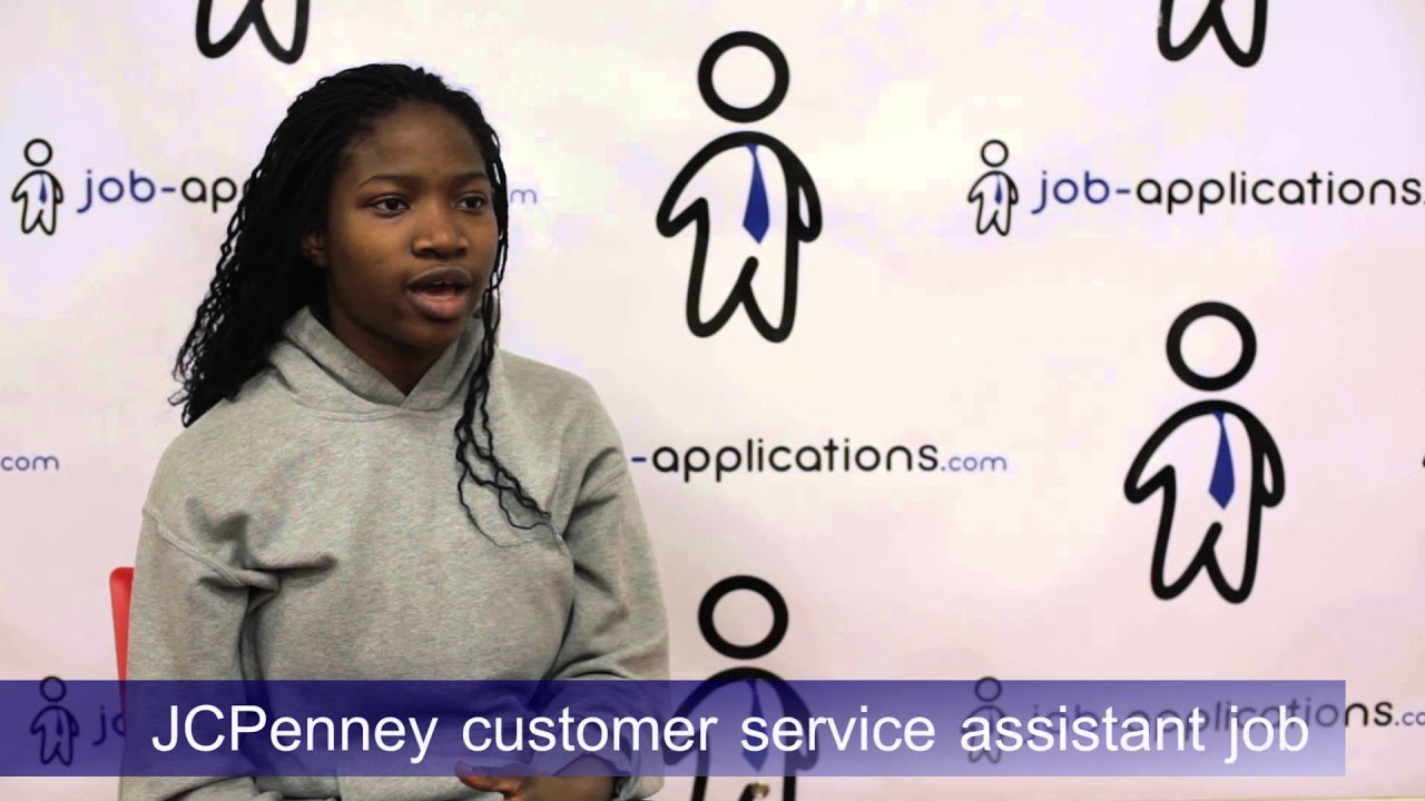 jcpenney interview customer service assistant jcpenney interview customer service assistant