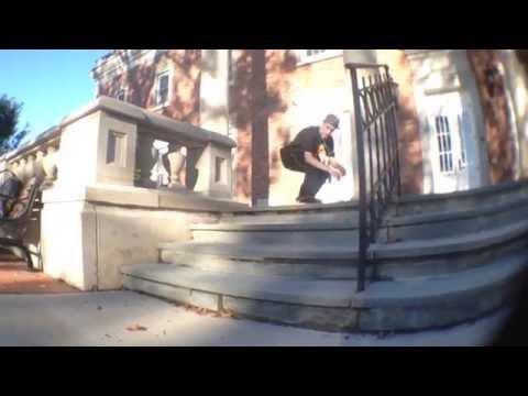 Street Skating with Ryan Gamble