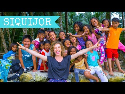 🇵🇭Siquijor in one day | Philippines | Visayas | TravelGretl is back 💪