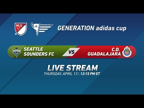 Seattle Sounders vs Chivas de Guadalajara | 2017 Generation