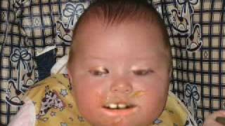 hungry baby !