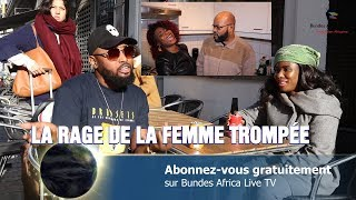 LA RAGE DE LA FEMME TROMPÉE, Film complet!