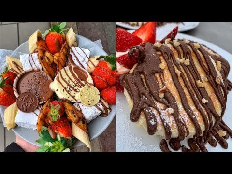 SO YUMMY | THE MOST SATISFYING FOOD VIDEO COMPILATION |