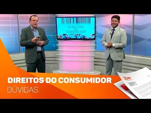 Diretos do Consumidor esclarece dúvidas - TV SOROCABA/SBT