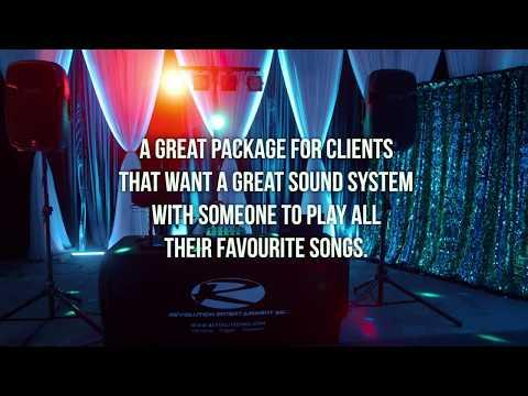Revolution Entertainment Wedding DJ Services