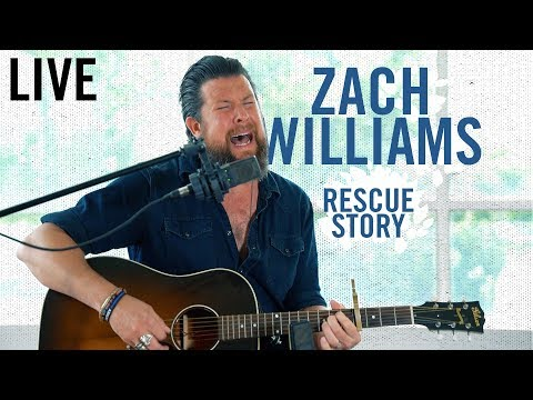 "Zach Williams ""Rescue Story"" KSBJ Live In Studio"