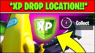 SEARCH THE XP DROP HIDDEN IN THE CHAOS RISING LOADING SCREEN LOCATION (Fortnite XP DROP Location)