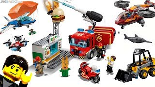 My initial thoughts: LEGO City 2019 sets