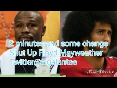 2.M.A.S.C : Floyd Mayweather Needs To Shut The Eff Up