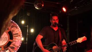 Matt Nathanson - Detroit Waves - The Basement Nashville, TN 10.10.15