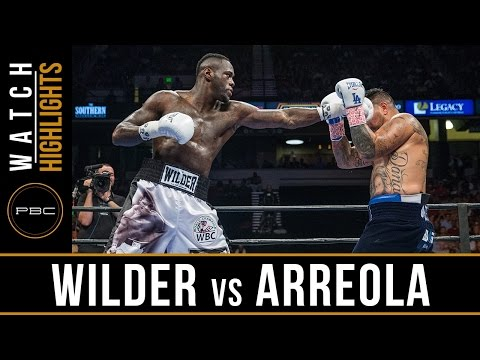 Wilder vs Arreola HIGHLIGHTS: July 16, 2016 - PBC on FOX