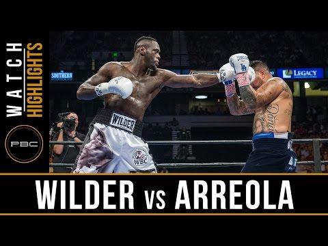 Watch: Wilder vs. Arreola highlights