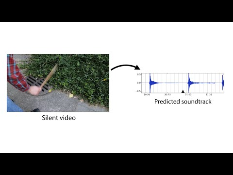 Visually-Indicated Sounds