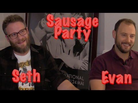 DP/30: Sausage Party, Seth Rogen & Evan Goldberg