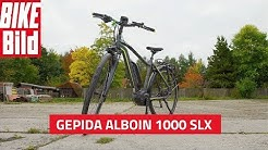 Gepida Alboin 1000 SLX eBike im Test: Der elegante Leichtläufer