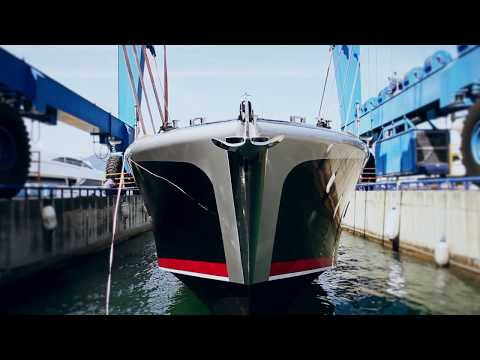 Baglietto's New Model MV19 Yacht Launches as Ridoc
