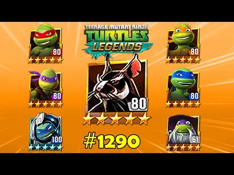 Teenage Mutant Ninja Turtles Legends - Part 1290