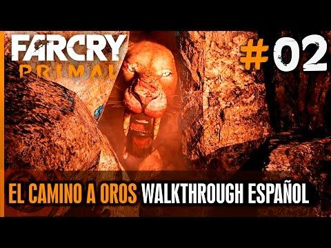 Far Cry Primal | Walkthrough Español Guía | El camino a Oros [Gameplay]