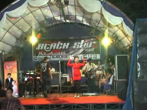 BLACK STAR MEMANDANGMU RUDI feat EVA in PECANGAAN