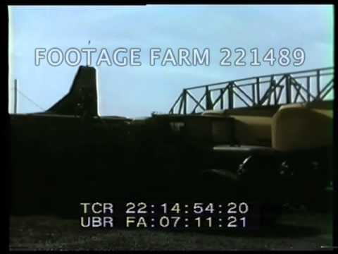 Vietnam War - Operation Ranch Hand Pt2/2  221489-02 | Footage Farm