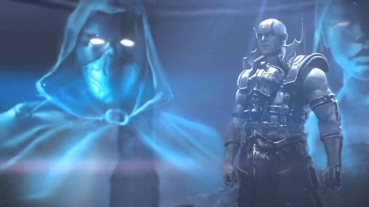 Quan Chi (Sorcerer) - Quan Chi - Mortal Kombat United