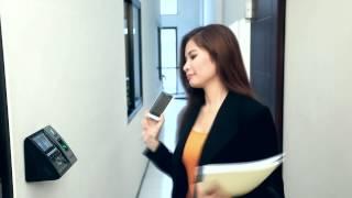 Mesin Absen Sidik Jari  Akses Kontrol Pintu - Sistem Absensi Wajah by Fingerspot