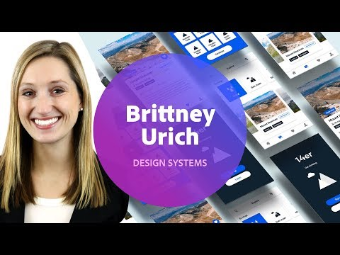 Designing a Hiking Mobile App with Brittney Urich - 2 of 2