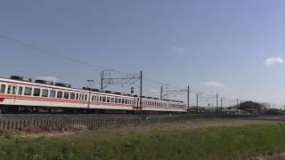 東武6050系6169F幸手~南栗橋通過