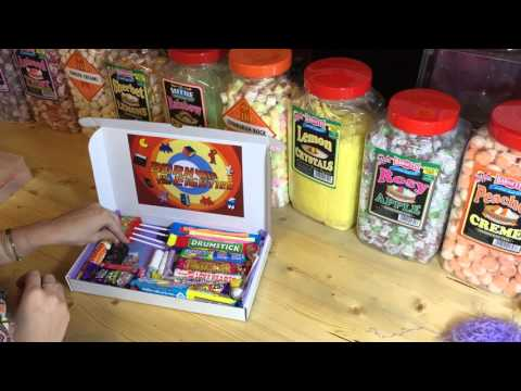 Born in the 80s Sweets Gift Box