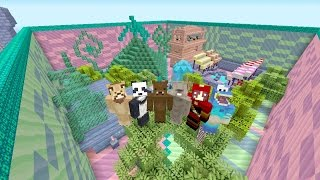 Minecraft Xbox- The Fabulous Hide and Seek!