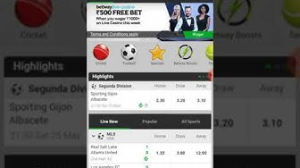 2019 world Cup on betway - betway account fully tutorial