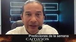 Predicciones de la 1da. semana Junio 2020   #Caminos  Con Reinaldo dos Santos