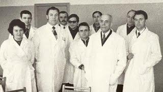 Редкие кадры лечения голоданием в СССР
