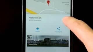 Google Mapy - nawigacja samochodowa na smartfona | ForumWiedzy screenshot 4