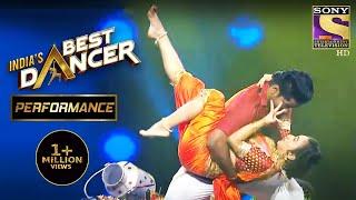 Rutuja और Vaibhav के Entertaining Dance ने हंसाया सबको!   India's Best Dancer