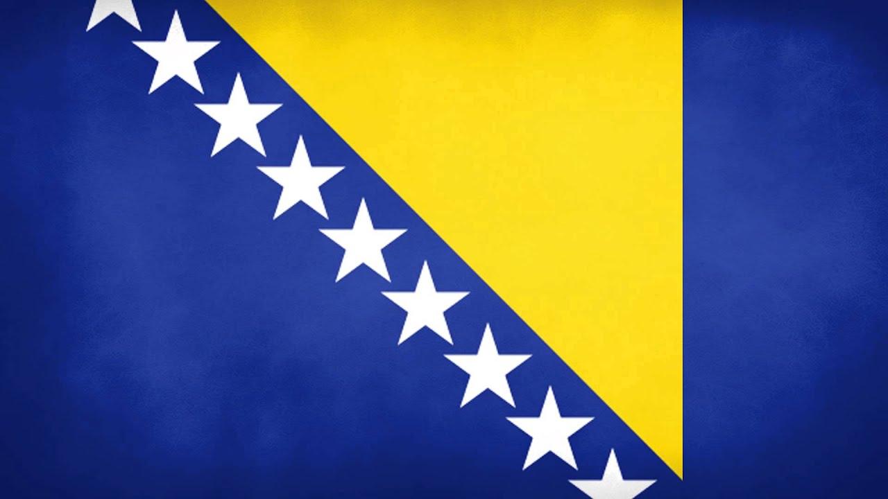 Bosnia and Herzegovina National Anthem (Instrumental) - YouTube