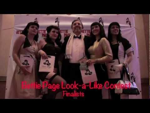 Bettie Page Reveals All World Premiere – 2012 Viva Las Vegas Film Festival