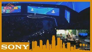 E3 2015: Sony Pressekonferenz | mit Kommentar | 15.06.15