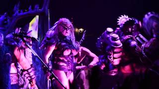 Gwar introduces Vulvatron Live 10/19/14