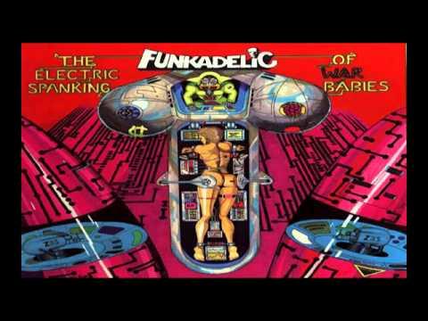 Funkadelic ~ Icka Prick (1981) Funk