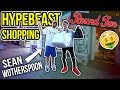 Shopping at Round Two Hollywood (ft. Sean Wotherspoon)!!