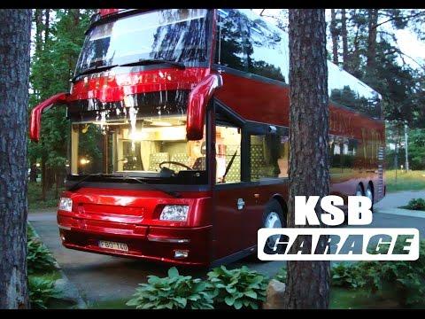 VIP BUS  KSB garage