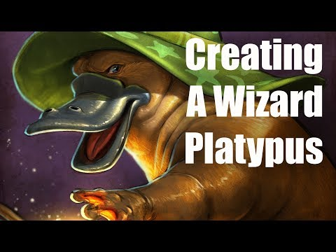 Request Day - Creating a Wizard Platypus