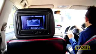 Nissan Almera in taxi by Taximedia Thailand Thumbnail
