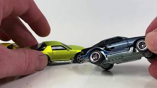 10 Car Tuesday - Camaro Hot Wheels